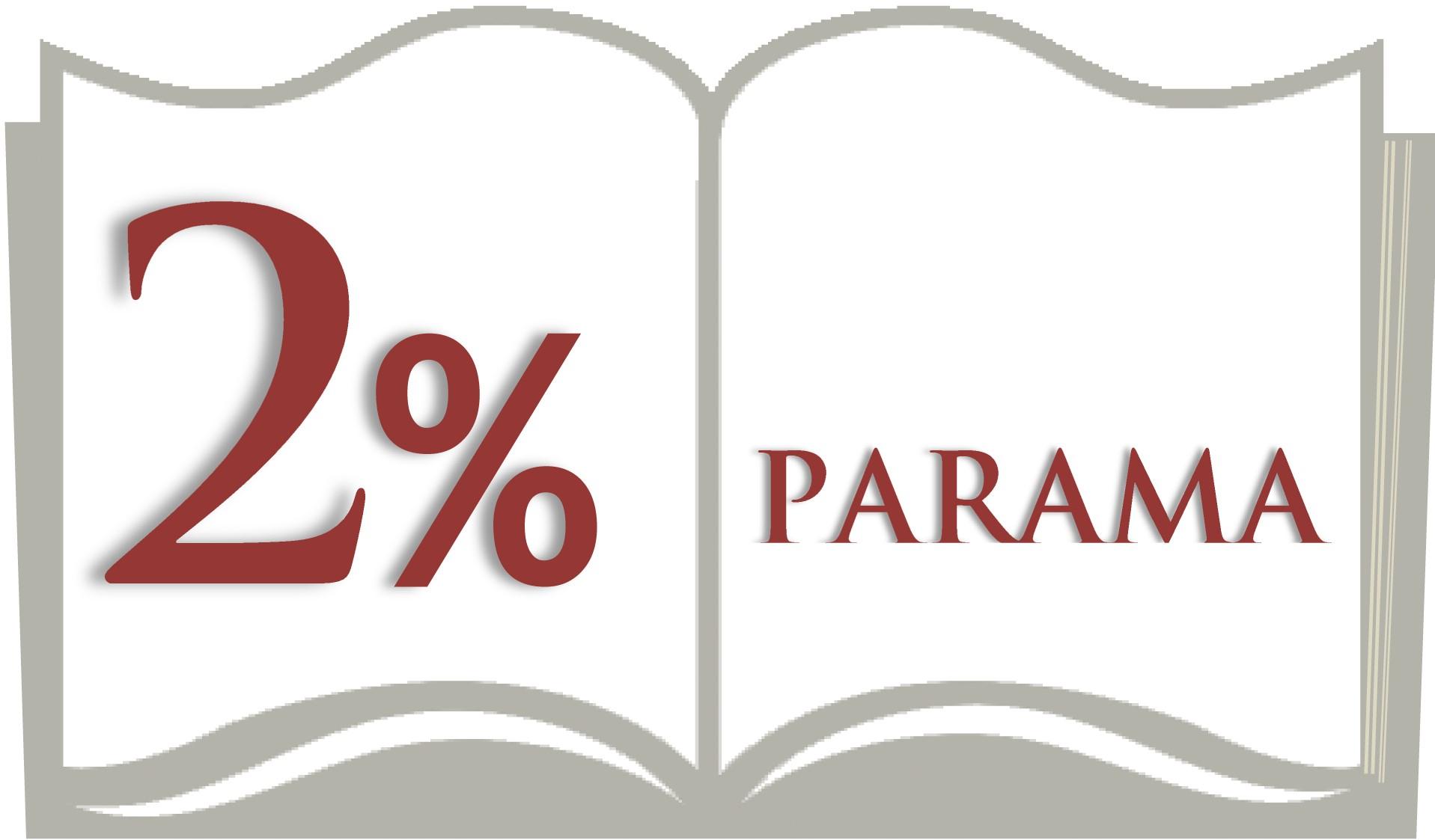 Skirkite bibliotekai 2%