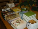 Ūkio bankas pradžiugino rajono skaitytojus naujomis knygomis