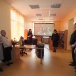 Panevėžio rajono savivaldybės viešosios bibliotekos direktorė R. Bagdonienė