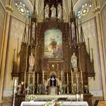 Ramygalos bažnyčios altorius