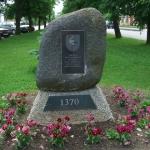 Ramygalos paminklinis akmuo