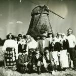 Upytės kultūros namų etnografinis ansamblis