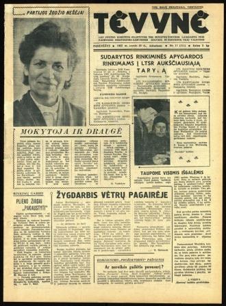 Tėvynė 1963 sausio 26 NR_11 (114)
