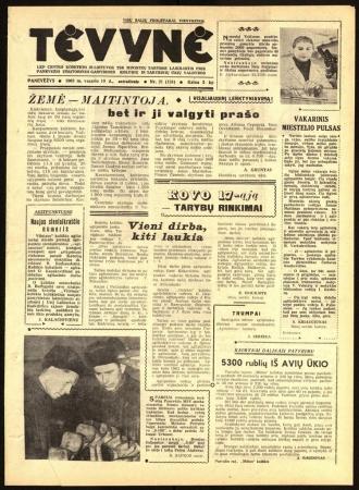 Tėvynė 1963 vasario 19 NR_21 (124)