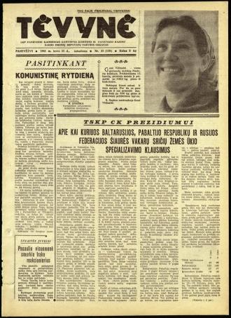 Tėvynė 1963 kovo 23 NR_35 (138)