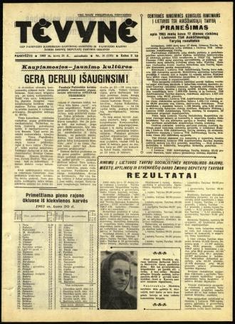 Tėvynė 1963 kovo 26 NR_36 (139)