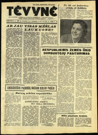 Tėvynė 1963 balandžio 2 NR_39 (142)