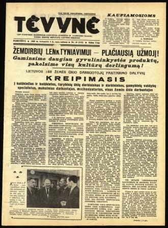 Tėvynė 1963 balandžio 4 NR_40 (143)