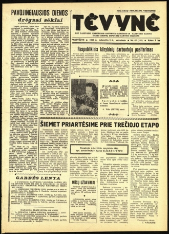 Tėvynė 1963 balandžio 9 NR_42 (145)