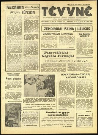 Tėvynė 1963 balandžio 13 NR_44 (147)