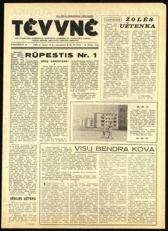 Tėvynė 1963 balandžio 16 NR_45 (148)