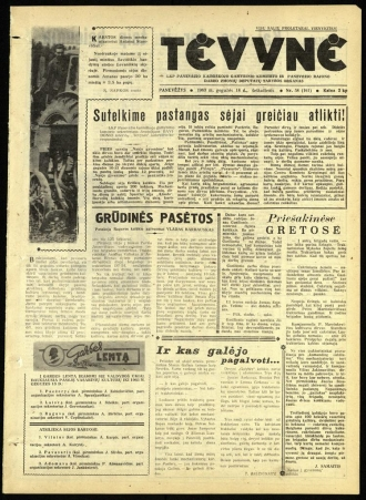 Tėvynė 1963 gegužės 18 NR_58 (161)