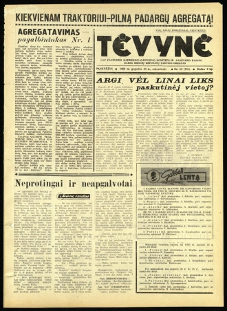 Tėvynė 1963 gegužės 28 NR_62 (165)