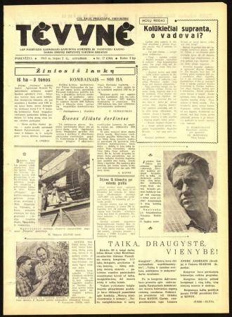 Tėvynė 1963 liepos 2 NR_77 (180)