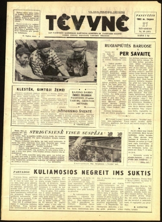 Tėvynė 1963 liepos 27 NR_88 (191)