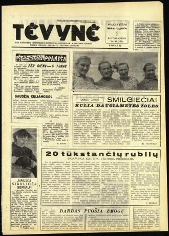 Tėvynė 1963 rugpjūčio 1 NR_90 (193)