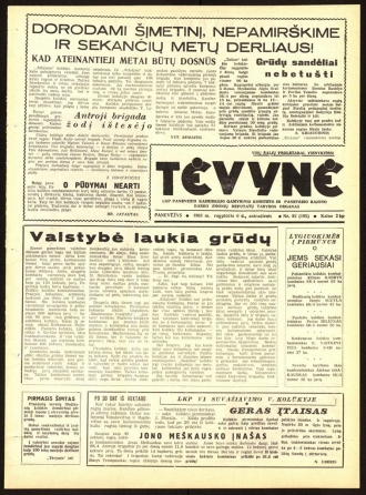 Tėvynė 1963 rugpjūčio 6 NR_92 (195)