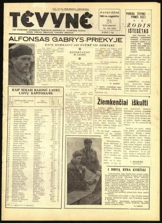 Tėvynė 1963 rugpjūčio 24 NR_100 (203)