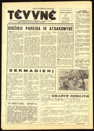 Tėvynė 1963 rugpjūčio 27 NR_101 (204)