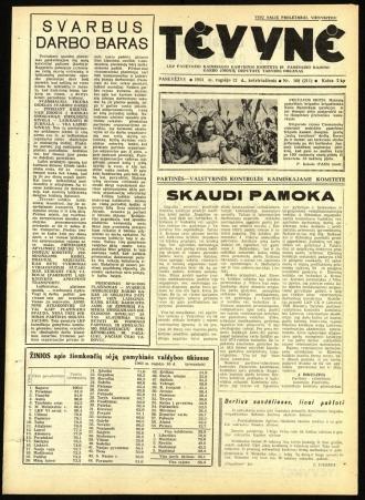 Tėvynė 1963 rugsėjo 12 NR_108 (211)