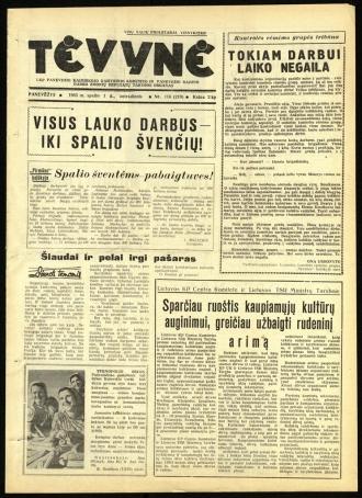 Tėvynė 1963 spalio 1 NR_116 (219)