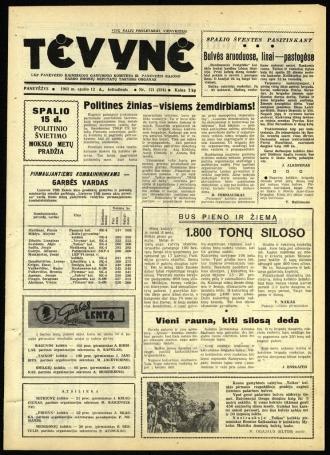 Tėvynė 1963 spalio 12 NR_121 (224)