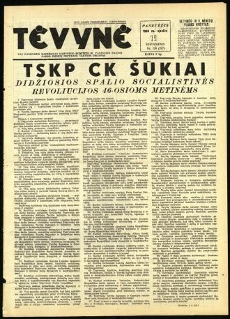 Tėvynė 1963 spalio 19 NR_124 (227)