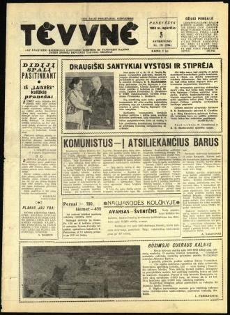 Tėvynė 1963 lapkričio 5 NR_131 (234)