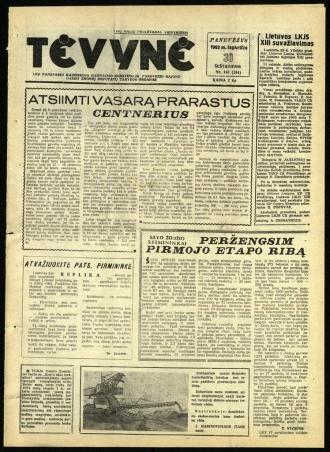 Tėvynė 1963 lapkričio 30 NR_141 (244)