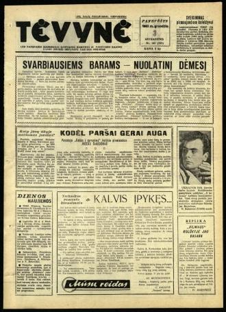 Tėvynė 1963 gruodžio 3 NR_142 (245)