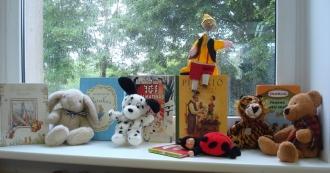 Vaikų literatūros skaitykla