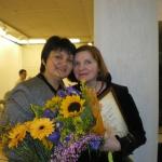 R. Gagdonienė ir V. Vasiliauskaitė