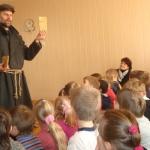 Knygnešystės pristatymas Bernatonyse