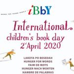 Tarptautinės vaikų knygos dienos plakatas