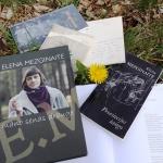 E. Mezginaitės poezijos knygos