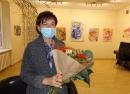 Susitikimas su tapybos parodos autore Rūta Grybiene : pas mus dar karaliauja spalvos