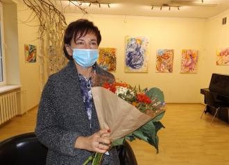 Parodos autorė - Rūta Grybienė