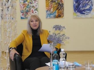 Aktorė A. Preidytė