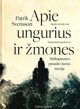 Svensson, P. Apie ungurius ir žmones