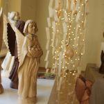 R. Zinkevičiaus angelų paroda