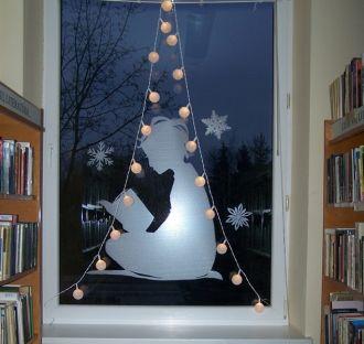 Kalėdinė instaliacija