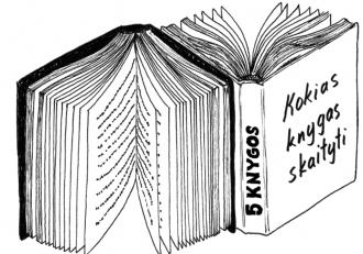 Kokias knygas skaityti