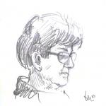 Sever, Edi. Akvarelininkė Ivanka Prezelj
