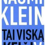 Klein,. N. Tai viską keičia
