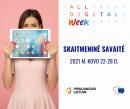 KOVO 22-26 D. KVIEČIA SKAITMENINĖ SAVAITĖ