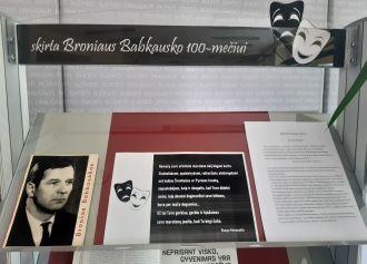 Skirta B. Babkauskui