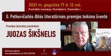 Bus įteikta G. Petkevičaitės - Bitės literatūrinė premija