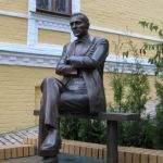 Paminklas M. Bulgakovui