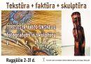 Teresės ir Juozo Šikšnelių fotografijos ir skulptūrų paroda