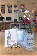 Raguvos bibliotekoje – pažintis su krašto istorija